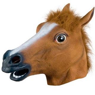Cadeau - Masque de cheval