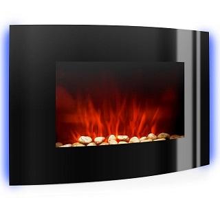 Radiateur cheminée électrique